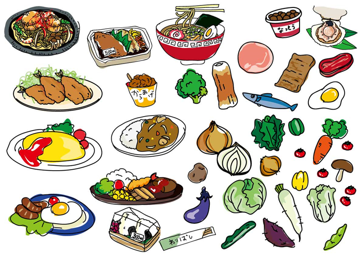 bi 116 01 人間本来の自然治癒力を、バランスのいい食事で手に入れよう!